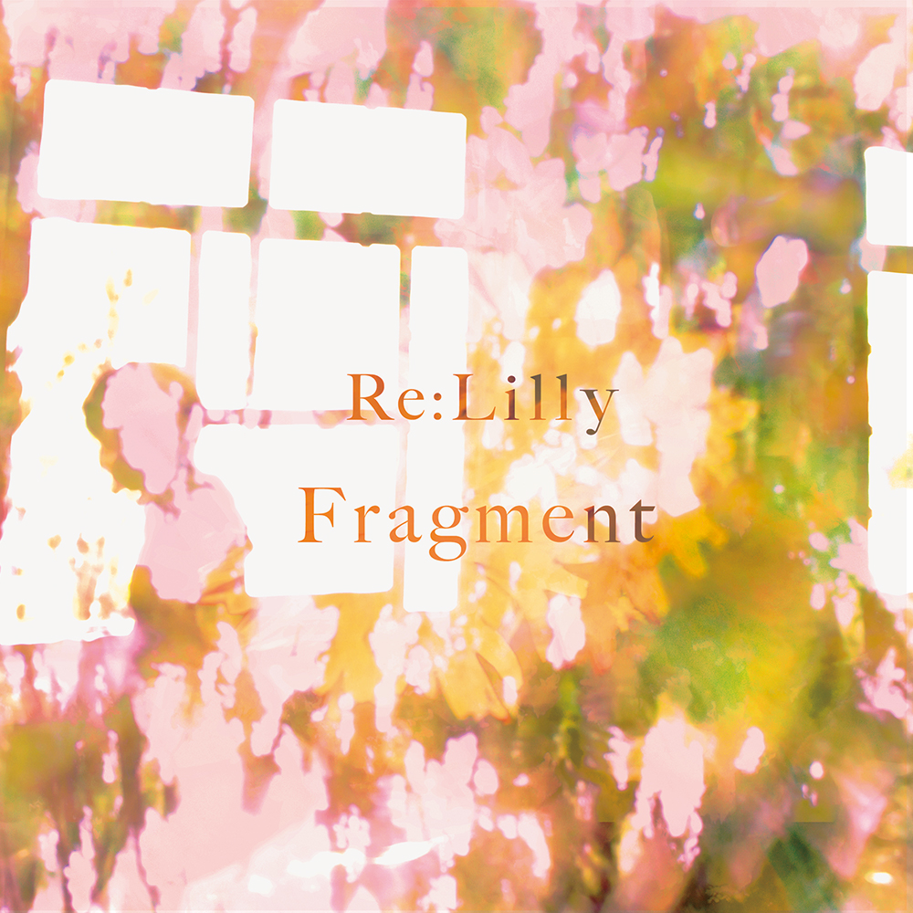 【Release】2nd. EP「Fragment」