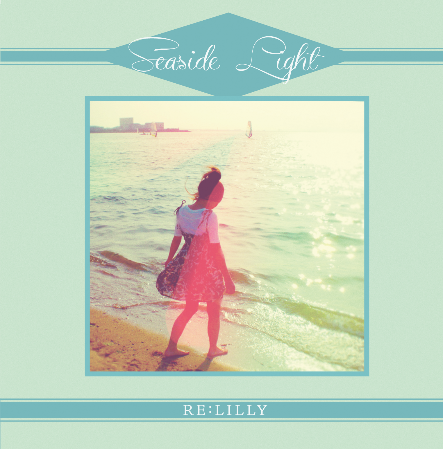 【Release】3rd. EP「Seaside Light」